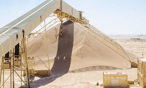 A Review of Phosphate Production in Jordan