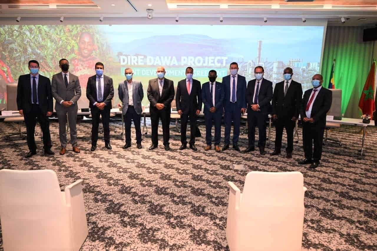 Joint Development Agreement Between Ethiopia and Morocco